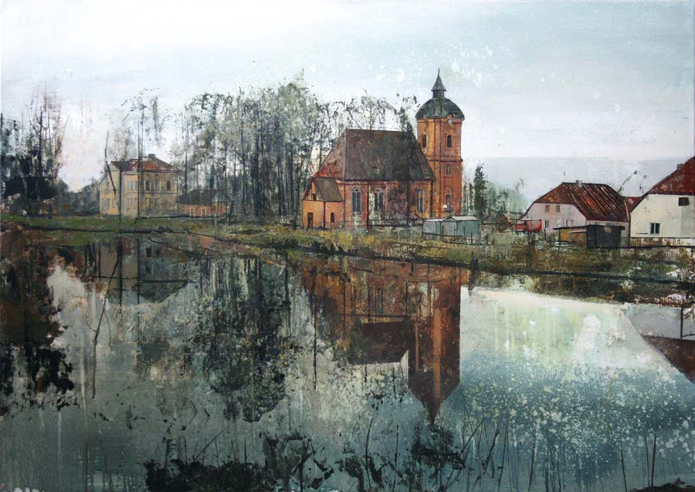 Elżbieta Kozera malarstwo