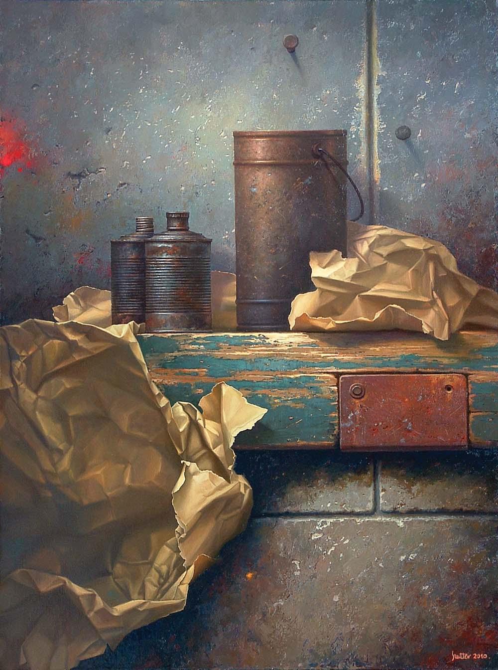 Edward Szutter obrazy artykuł malarstwo martwa natura, artysta i sztuka, malarstwo olejne, szutter