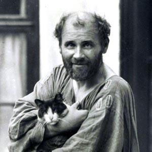 Gustav Klimt profil